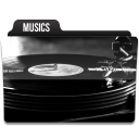 128x128px size png icon of Musics 2