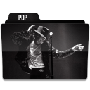 128x128px size png icon of Pop 1