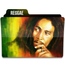 128x128px size png icon of Reggae 1