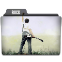 128x128px size png icon of Rock 1