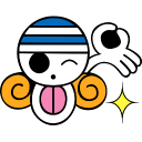 128x128px size png icon of Nami