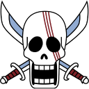 128x128px size png icon of Shanks