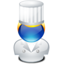 128x128px size png icon of Linguini