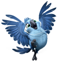 128x128px size png icon of Rio2 Carla