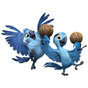128x128px size png icon of Rio2 Kids