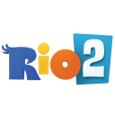 128x128px size png icon of Rio2 Logo