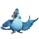 128x128px size png icon of Rio2 Mimi