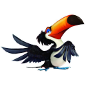 128x128px size png icon of Rio2 Rafael 4