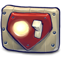 128x128px size png icon of Awesome chest plate