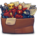 128x128px size png icon of Boxostuff