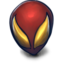 128x128px size png icon of CIVIL WAR Spiderman