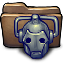 128x128px size png icon of Cybermen