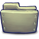 IRON IRONFOLDER NOFACE Icon