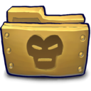 128x128px size png icon of IRONFOLDER