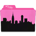 128x128px size png icon of Sex and the City Folder