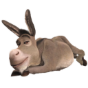 128x128px size png icon of Donkey 2