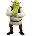 128x128px size png icon of Shrek 2