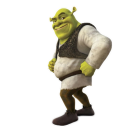 128x128px size png icon of Shrek 4