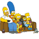 The Simpsons 01 Icon