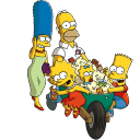 128x128px size png icon of The Simpsons 03