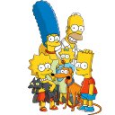 128x128px size png icon of The Simpsons 04