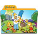 The Simpsons Season 05 Icon