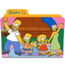 The Simpsons Season 11 Icon