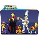 128x128px size png icon of Simpsons Folder 02