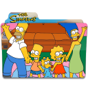 128x128px size png icon of Simpsons Folder 07