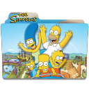 128x128px size png icon of Simpsons Folder 08