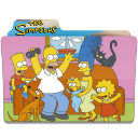 128x128px size png icon of Simpsons Folder 09