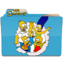 128x128px size png icon of Simpsons Folder 12