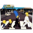 128x128px size png icon of Simpsons Folder 13