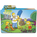 128x128px size png icon of Simpsons Folder 14
