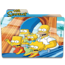 Simpsons Folder 16 Icon