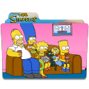 128x128px size png icon of Simpsons Folder 18