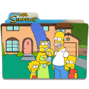 128x128px size png icon of Simpsons Folder 19