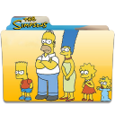 128x128px size png icon of Simpsons Folder 20