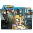 128x128px size png icon of Simpsons Folder 21