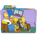 128x128px size png icon of Simpsons Folder 24