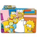 128x128px size png icon of Simpsons Folder 26