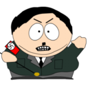Cartman Hitler zoomed Icon
