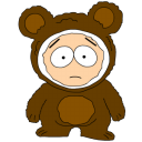 128x128px size png icon of butters mr biggles