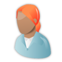 128x128px size png icon of Mary jane