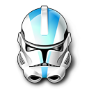 128x128px size png icon of Clone Trooper