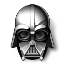 128x128px size png icon of Darth Vader