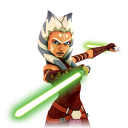 128x128px size png icon of Ahsoka Tano