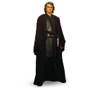 128x128px size png icon of Anakin Jedi 01