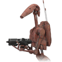 128x128px size png icon of Battle Droid 02