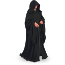 128x128px size png icon of Darth Sidious 02